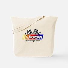 Racing - Morgan Tote Bag