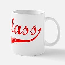 Douglass Vintage (Red) Mug
