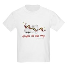 Westhighland Terrier Holiday T-Shirt