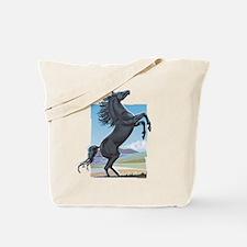 Wild Stallion Tote Bag