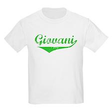 Giovani Vintage (Green) T-Shirt
