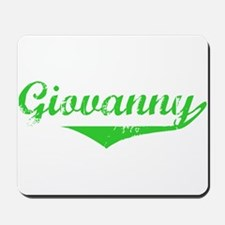 Giovanny Vintage (Green) Mousepad