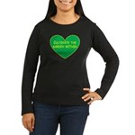 Cultivate the garden within Women's Long Sleeve Da
