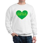 Cultivate the garden within Sweatshirt