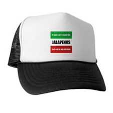 Cooking with Jalapenos Trucker Hat