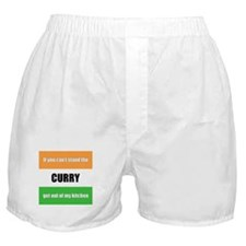 Cooking with Curry Boxer Shorts
