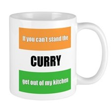 Cooking with Curry Mug