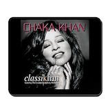 Chaka khan Classic Mousepad