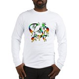 Kokopelli Long Sleeve T-shirts