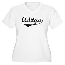 Aditya Vintage (Black) T-Shirt