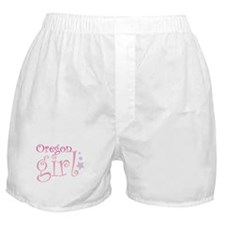 Cute Oregon star Boxer Shorts