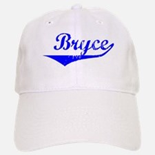 Bryce Vintage (Blue) Baseball Baseball Cap
