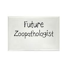 Future Zoopathologist Rectangle Magnet