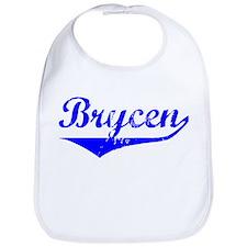 Brycen Vintage (Blue) Bib