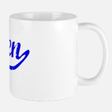 Brycen Vintage (Blue) Mug