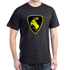 """T-Shirt, 9"""" Moose"""