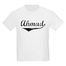 Ahmad Vintage (Black) T-Shirt