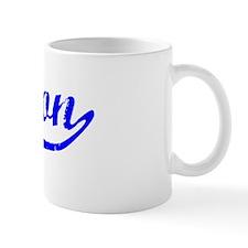 Bryson Vintage (Blue) Mug