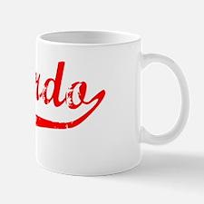 Eduardo Vintage (Red) Mug