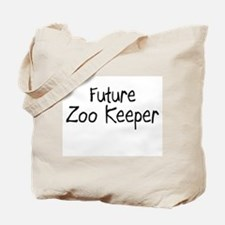 Future Zoo Keeper Tote Bag