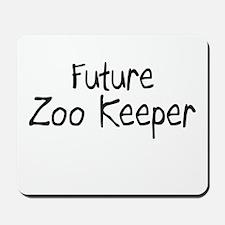 Future Zoo Keeper Mousepad