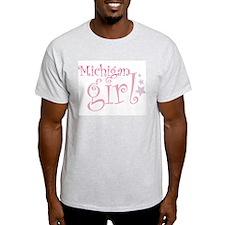 Cute Born in michigan T-Shirt