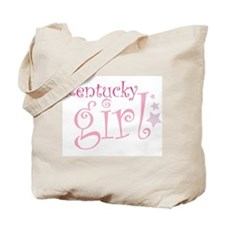 Cute Kentucky girl Tote Bag