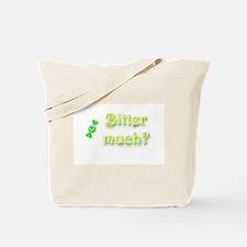 Funny Pushing daisies Tote Bag
