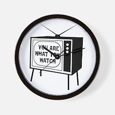 What you watch Wall Clock