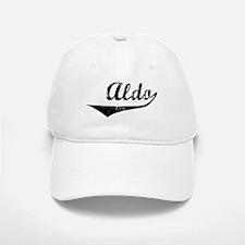 Aldo Vintage (Black) Baseball Baseball Cap