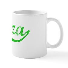 Hamza Vintage (Green) Small Mug