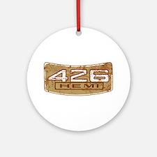 Vintage Hemi Ornament (Round)