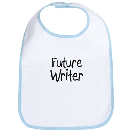 Future Writer Bib