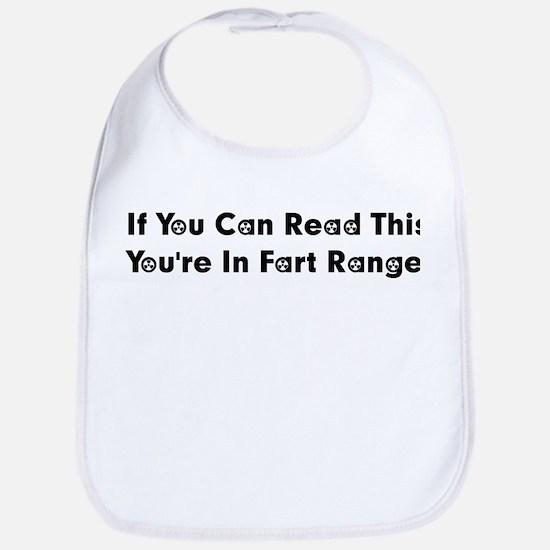Fart Range Bib