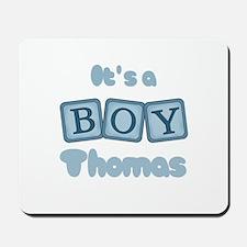 It's A Boy - Thomas Mousepad