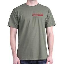 YENKO 2 DISTRESSED T-Shirt