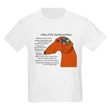 Weiner Brain (red) T-Shirt