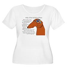 Weiner Brain (red) T-Shirt