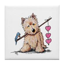 HeartStrings NT Tile Coaster