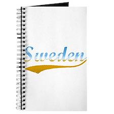 Sweden beach Journal