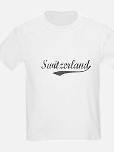 Cute Travel switzerland T-Shirt