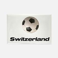 Unique Switzerland rocks Rectangle Magnet