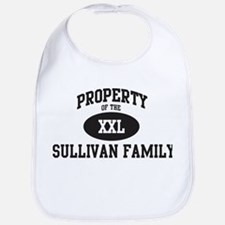 Property of Sullivan Family Bib