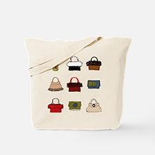 Cute Handmade Totes Tote Bag