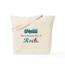 Cute Switzerland pride Tote Bag