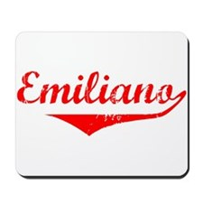 Emiliano Vintage (Red) Mousepad