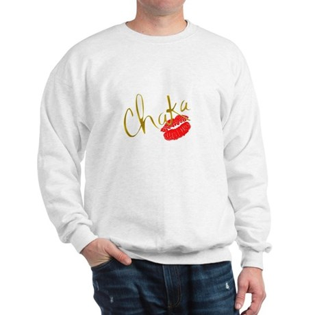Chaka Gold Kiss Sweatshirt