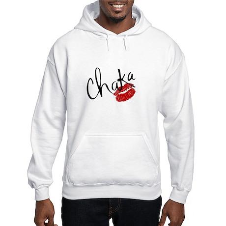 Chaka Kiss Hooded Sweatshirt