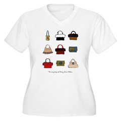 The Many Bags of Cherry Lane T-Shirt
