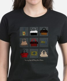 The Many Bags of Cherry Lane Tee